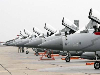 پاکستان کے لیے بڑی خوشخبر ی ،پاک فضائیہ میں 16 جے ایف 17تھنڈر طیارے شامل