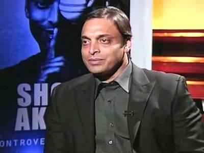 عالمی کرکٹ پربھارت کو پاکستان کے ساتھ مل کر چلنا چاہیے،شعیب اختر