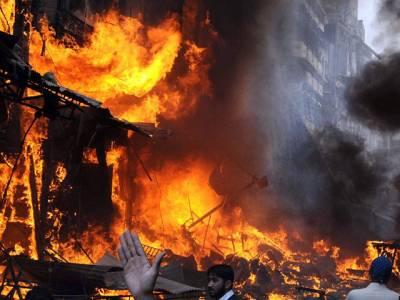 ملک میں دہشت گردی کی نئی لہر، 5 روز کے دوران 8 حملے، 100 سے زائد افراد شہید ،سینکڑوں زخمی ،سیکیورٹی اداروں نے جارحانہ حکمت عملی تیار کر لی