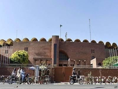 پولیس اور حساس اداروں کا قذافی سٹیڈیم کے اطراف سرچ آپریشن ،7 مشکوک افراد گرفتار
