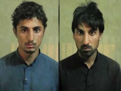صادق آباد،افغانستان سے پاکستان بارود سمگل کرنے والے 2 ٹرک ڈرائیور گرفتار