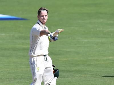پہلا ٹیسٹ: آسٹریلوی ٹیم دوسری اننگز میں 285 رنز بنا کر آﺅٹ، بھارت کو جیت کیلئے 441 رنز کا ہدف دیدیا