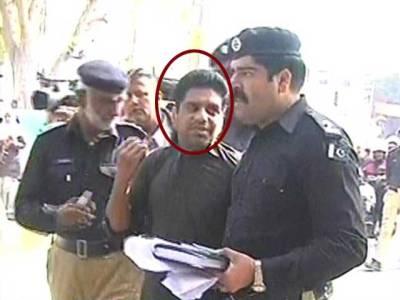 جی پی او چوک لاہور سے تین مشکوک افراد کو حراست میں لے لیا گیا
