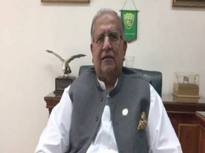 """""""دوگیندیں ہی تو روکیں ہیں،کسی کو قتل تو نہیں کیا""""وفاقی وزیر ریاض پیرزادہ کی فکسنگ معاملے پر انوکھی منطق"""