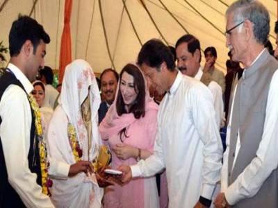 شادی صرف 75 ہزار روپے میں،خیبر پختونخوا میں جہیز پر پابندی لگانے کا بل تیار
