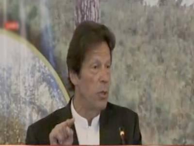 پی ایس ایل فائنل: اس طرح کی سخت سیکیورٹی میں عراق وشام میں بھی میچ ہوسکتاہے،عمران خان