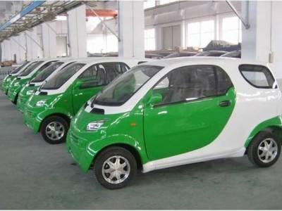 پاکستان میں کم قیمت چینی الیکٹرک گاڑی متعارف, خواہشمند پاکستانیوں کے لیے بڑی خوشخبر ی آگئی