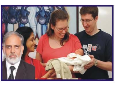بچہ پیداکرنے کے لئے'' کرائے کی عورت'' اور اسلام