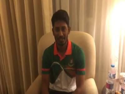 """""""سیکیورٹی بہت ہی بہترین ہے اور ایسا ۔۔۔""""کوئٹہ گلیڈی ایٹر کی طرف سے کھیلنے کے لیے غیر ملکی کھلاڑی لاہور پہنچ گیا ،ایسی بات کہہ دی کہ بھارت بھی چیخ اٹھے گا"""