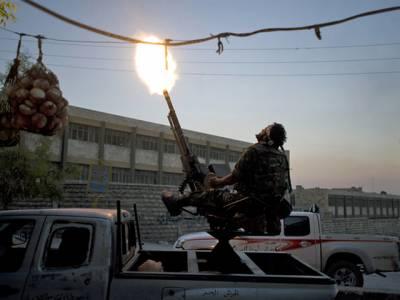 ترک سرحد کے قریب شامی فوج کا طیارہ تباہ،باغی گروپ احرار الشام نے ذمہ داری قبول کر لی