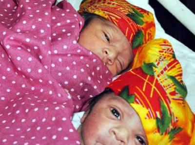 تیمر گرہ میں خاتون کے ہاں4 بچوں کی پیدائش
