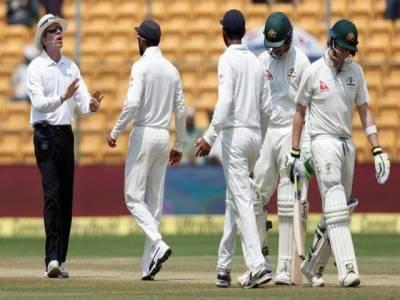 آسٹریلوی کپتان پر' چیٹنگ 'کا الزام،ویرات کوہلی کو کلین چٹ مل گئی