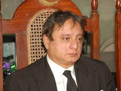 سندھ ہائی کورٹ کے جسٹس سعید الدین ناصر انتقال کر گئے