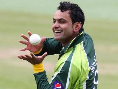 مجھے یہ دیکھ کر بہت خوشی ہوئی کہ نئے سامنے آنے والے کھلاڑی پاکستان ٹیم کیلئے کھیل رہے ہیں:محمد حفیظ