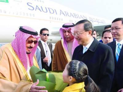 شاہ سلمان نے چینی صدر سے ایسی چیز مانگ لی کہ جان کر امریکہ کے ہاتھوں کے طوطے اُڑجائیں گے