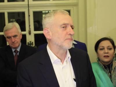 برطانیہ کی دوسری بڑی پارٹی کے سربراہ کاایشیائی میڈیا کے اعزاز میں استقبالیہ سے خطاب