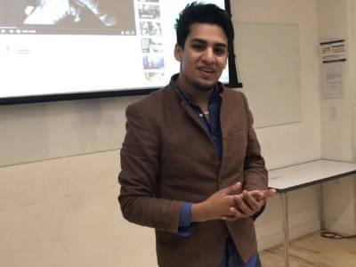 پاکستانی نوجوان نے برطانیہ میں کامیابی کی نئی داستان رقم کردی