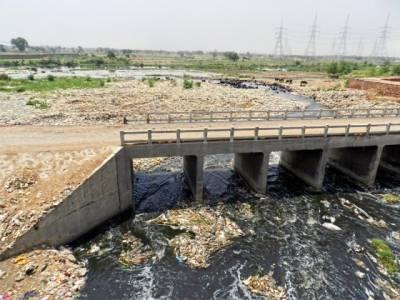 دریائے راوی میں گندا پانی کیوں پھینکا جارہا ہے ،ہائی کورٹ نے ایم ڈی واسا کو طلب کرلیا