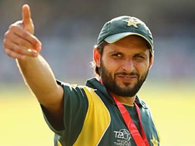 شاہد آفریدی نے فکسنگ میں ملوث کھلاڑیوں پر تاحیات پابندی لگانے کا مطالبہ کردیا