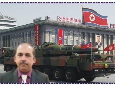 امریکہ کے خلاف کوریائی جنگ کی تیاریاں