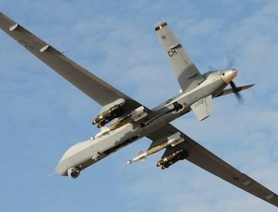 افغانستان میں امریکی ڈرون حملہ ،جی ایچ کیو اور سری لنکن ٹیم پر حملوں میں ملوث قاری یاسین تین ساتھیوں سمیت ہلاک