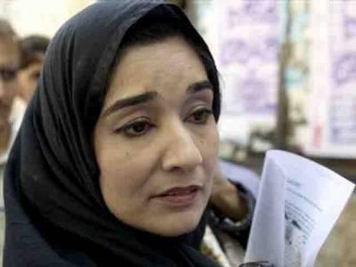حسین حقانی سچ اُگل دیں عافیہ کو انہوں نے ہی مقدمہ میں پھنسایا: فوزیہ صدیقی
