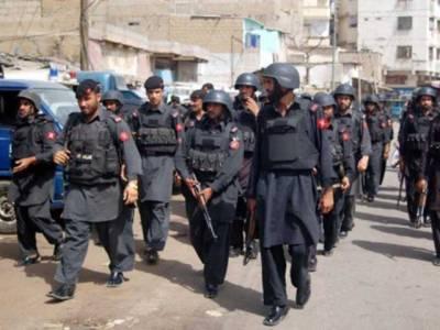 ایف سی اور حساس اداروں کی کوئٹہ میں کارروائی، کالعدم تنظیم سے روابط کے شبہ میں 16افراد گرفتار