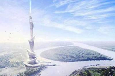بلند عمارتوں کی نگری دبئی میں اپنی نوعیت کی پہلی عجوبہ عمارت کی تعمیر کا اعلان ہو گیا