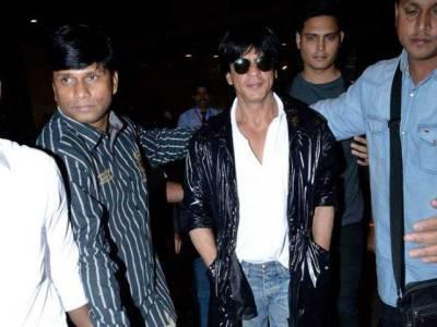 بالی ووڈ کنگ شاہ رخ خان نے خواتین باڈی گارڈز کی خدمات حاصل کرلیں