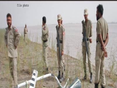 بھارتی خفیہ ایجنسی 'را' سے تعلق رکھنے والے فراری کمانڈر نے 20 ساتھیوں سمیت پنجاب رینجرز کے سامنے ہتھیار ڈال دیئے