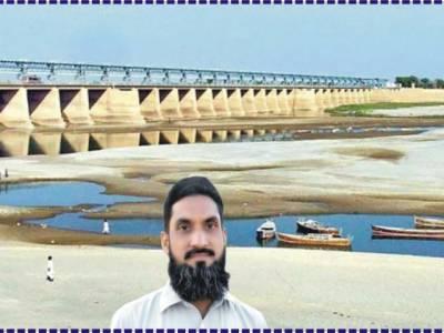 پانی کے بغیرایٹمی پاکستان کی بقا