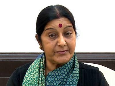سشما سوراج اور بھارتی میڈ یا نے مل کر پاکستانی کا گھر اجاڑنے کے لیے سازشیں شروع کر دیں