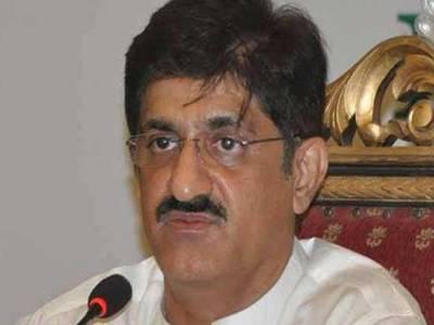 شرجیل میمن نے قانون کی کوئی خلاف ورزی نہیں کی ،ان کے ساتھ انصاف ہونا چاہئے ،وفاقی حکومت کی ناقص منصوبہ بندی سے ڈیموں میں پانی کی سطح ڈیڈ لیول پر آگئی :وزیر اعلیٰ سندھ