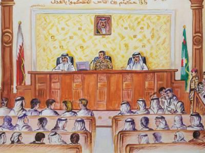 بحرین کی عدالت نے بم حملے اور دہشت گردی کے جرم میں 3افراد کو موت اور 14کو عمر قید کی سزا سنا دی