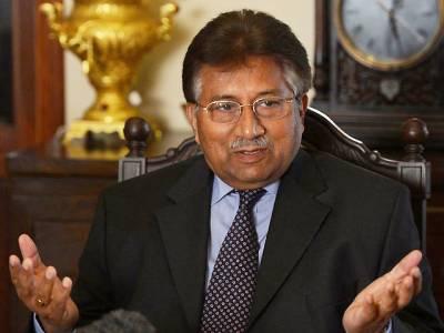 پاکستان میں امریکی اڈوں میں پاکستانیوں کو داخلے کی اجازت نہیں تھی: پرویز مشرف