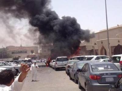 یمنی حوثیوں کی سرحد پار سے گولہ باری ، سعودی سپاہی اور شیرخواربچہ شہید