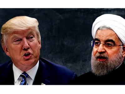 ایران نے نئی تاریخ رقم کردی، دہشتگردوں کی مدد کرنے پر امریکہ پر سخت پابندیاں لگادیں