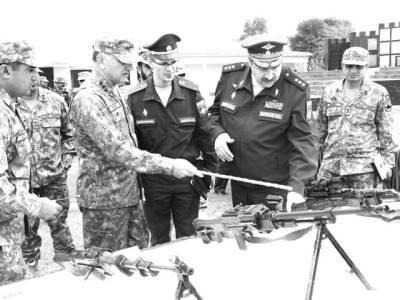 روسی فوجی وفد کا دورہ وزیرستان، دہشتگردی کیخلاف پاک فوج کی کامیابیوں کو سراہا