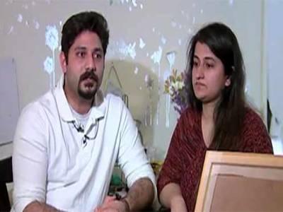 ور جینیا: پاکستانی خاندان کے گھر میں مسلم مخالف شر پسندوں کی توڑ پھوڑ پاسپورٹ،گرین کارڈز قیمتی سامان لے گئے