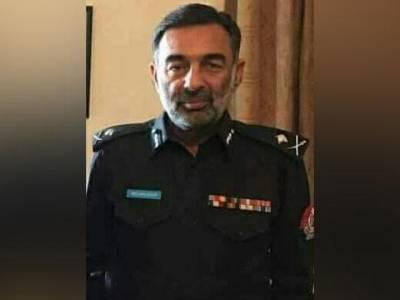 وفاقی حکومت نے صلاح الدین محسود کو خیبرپختونخوا کا نیا آئی جی تعینات کردیا