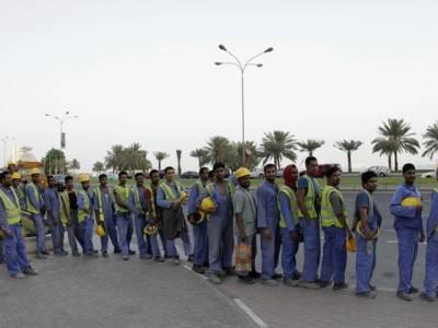 حکومت نے تارکین وطن کو ملک چھوڑنے سے روک کرلیبر قوانین کی خلاف ورزی نہیں کی ، اصلاحات کیلئے پرعزم ہیں : قطری حکام