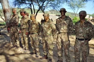 برطانوی فوجی ٹیم نےپاک فوج کے دوسرے پاکستان آرمی ٹیم سپرٹ مقابلوں میں شرکت کی