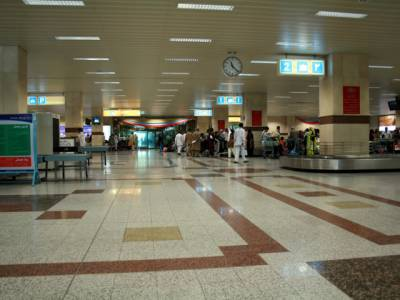 اسلام آباد:غیرملکیوں کو پاکستانی ہوائی اڈوں پر ویزوں کی سہولت ختم کر دی گئی