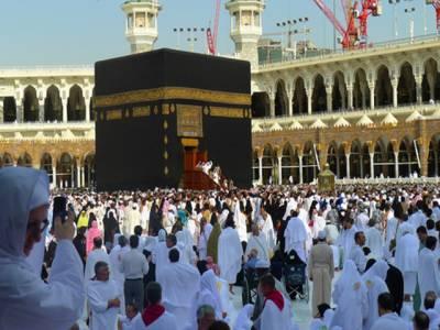 عمرہ زائرین کیلئے خوشخبری،سعودی حکومت نے مدت میں ایک ماہ کا اضافہ کردیا