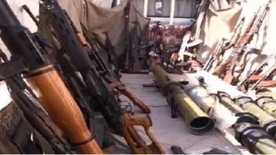 جماعت الاحرار کے 8دہشت گردوں نے ہتھیار ڈال دیے