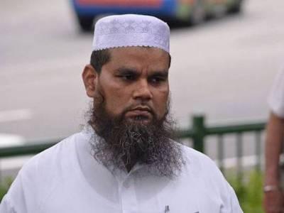 سنگا پور کی عدالت نے جمعہ کے خطبہ میں عیسائیوں اور یہودیوں کے خلاف'' اللہ سے مددمانگنے ''پر بھارتی نژاد عالم دین کو ملک چھوڑنے کا حکم دے دیا