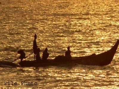ماہی گیروں نے کراچی کے سمندر سے ساڑھے 3ٹن کی مچھلی پکڑ لی