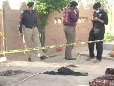 سرگودھا میں جعلی پیر کے ہاتھوں پہلے بھی میاں بیوی کے قتل کا انکشاف ،علاقہ مکینوں نے نئی کہانی سنا دی