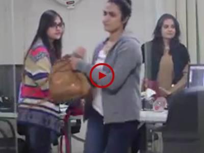 کیا آپ کےدفترمیں بھی ایسا ہی ہوتا ہے۔ ویڈیو: علی محمد۔لاہور