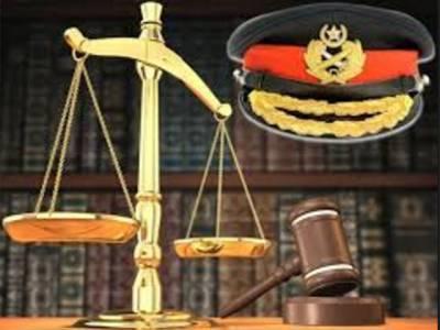 87فیصد پاکستانی فوجی عدالتوں کے دوبارہ قیام کی حمایت کرتے ہیں : گیلپ سروے میں انکشاف